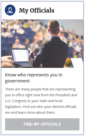 who represents you